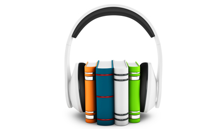 Podcasts and Audio Books